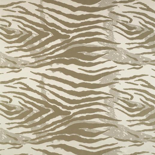 """Vorhang """"Jackson"""", 1 Vorhang Messe-Highlight. Und Modethema: Naturtöne und Animal-Prints."""