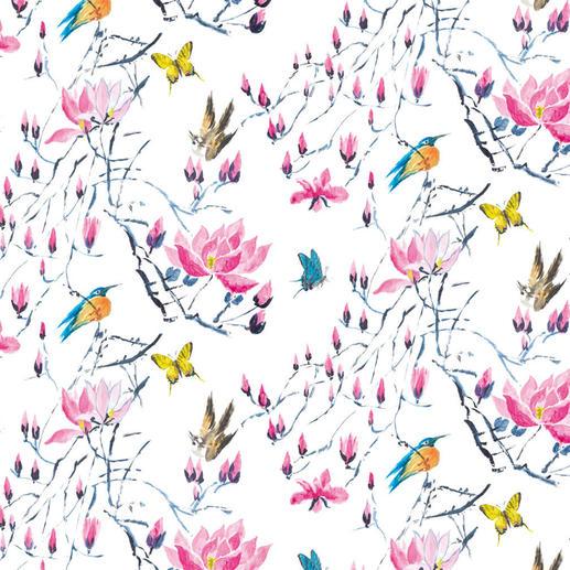 """Vorhang Madame Butterfly - 1 Stück Neu in der Designers- Guild-Kollektion – und schon ein Bestseller: """"Madame Butterfly"""""""