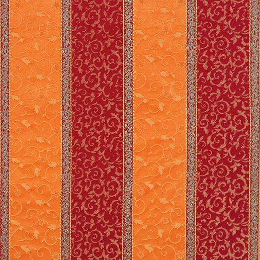 Orange/Weinrot