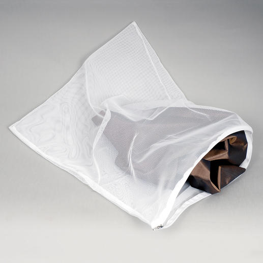 Wäschesack - Schonen Sie Ihre Vorhänge optimal beim Waschen – mit dem Wäschesack.