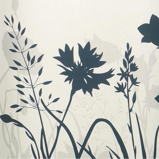 """Flächenvorhang """"Fortuna"""", 1 Flächenvorhang Ein raffiniertes Spiel mit Licht und Schatten auf noblem japanischem Shoji-Papier."""