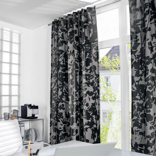 """Vorhang """"Glade"""", 1 Vorhang - Aluminium-metallisiert: Der perfekte Sonnen-, Blend- und Wärmeschutz."""