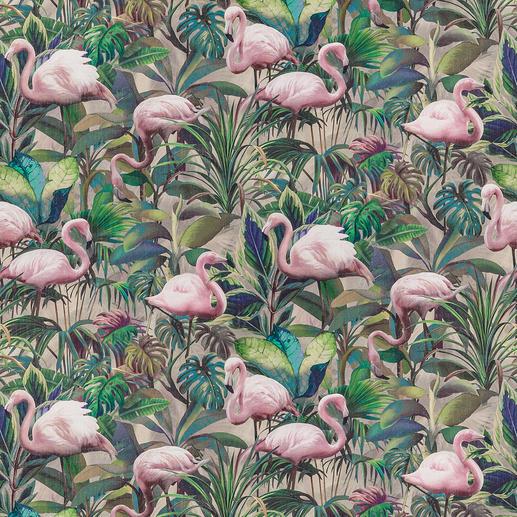 Vorhang Flamingo Botanico - 1 Stück