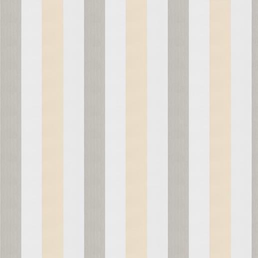 Vorhang Pastel Stripe - 1 Stück Klassiker und Trend-Thema zugleich: Blockstreifen. Auf transparenten Stores eine Rarität.