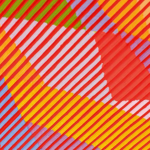 Die dreidimensionale Ober-flächentechnik wurde von Antonio Marra selbst entwickelt.
