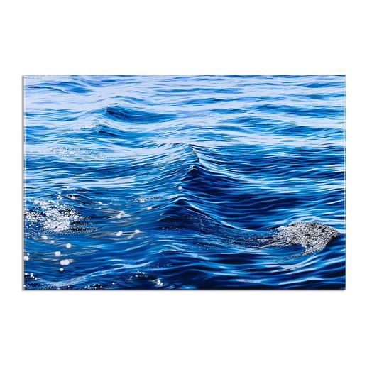 Eun Jung Seo-Zimmermann – silence 09-2018 - Eun Jung Seo-Zimmermann: Fotorealistische Malerei in höchster Präzision. 30 Exemplare. Maße: 120 x 80 cm
