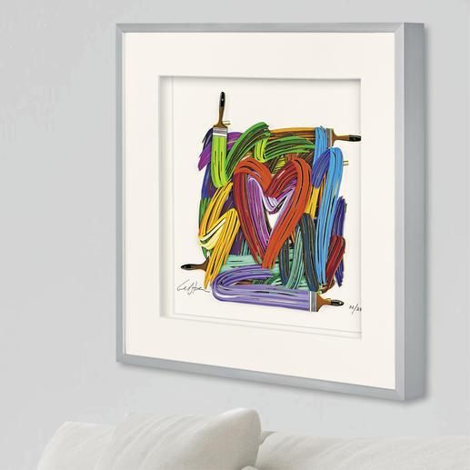 David Gerstein – Touching Heart - Papercut