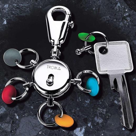 Key Organizer - Einfach auf Knopfdruck. Immer die richtigen Schlüssel zur Hand.