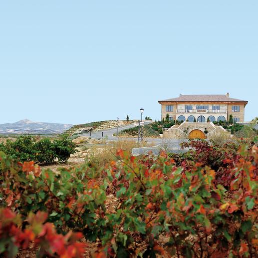 Viña Herminia Rosado 2016, Rioja DOC, Spanien Der neue Typ Rosé-Wein.