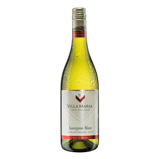 """Private Bin Sauvignon Blanc 2015, Villa Maria, Marlborough, Neuseeland - """"… grandios erfrischend. 90 Punkte."""" (Wine Spectator 03/2011 über den Jahrgang 2010)"""