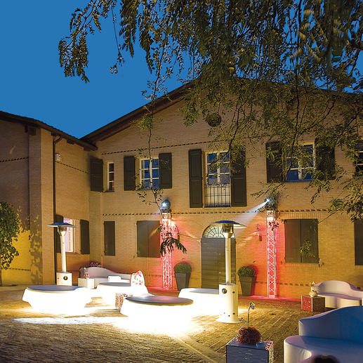 Lambrusco Grasparossa DOC Amabile 2016, Villa di Corlo, Emilia Romagna, Italien Wie Sie Ihre Gäste wirklich verblüffen können.