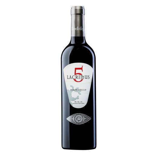 """Lacrimus """"5"""" 2014, Javier Rodriguez, Rioja DOC, Spanien - Der Charakter einer Rioja-Crianza. Zum Preis eines Jungweins?"""