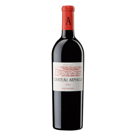"""Château Arnauld 2010, Bordeaux, Frankreich Der """"beste Bordeaux"""". (Aus mehr als 70 verkosteten Bordeaux, Mundus Vini, Sommerverkostung 2014)"""