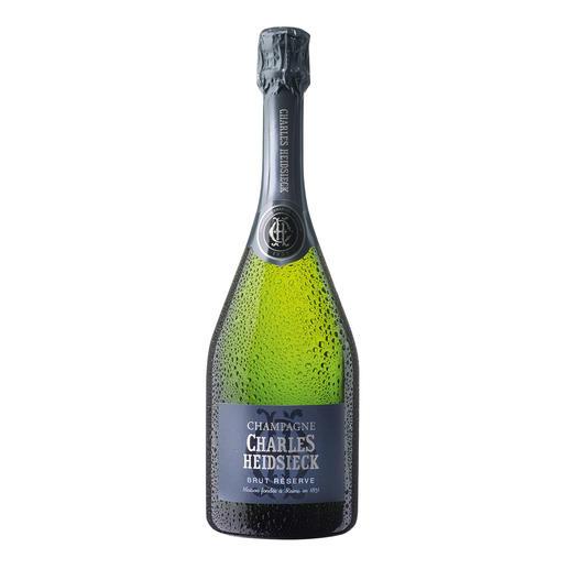 Charles Heidsieck Brut Réserve, Champagne AOC, Frankreich - Fünfmal (!) 93 Punkte im Wine Spectator.*