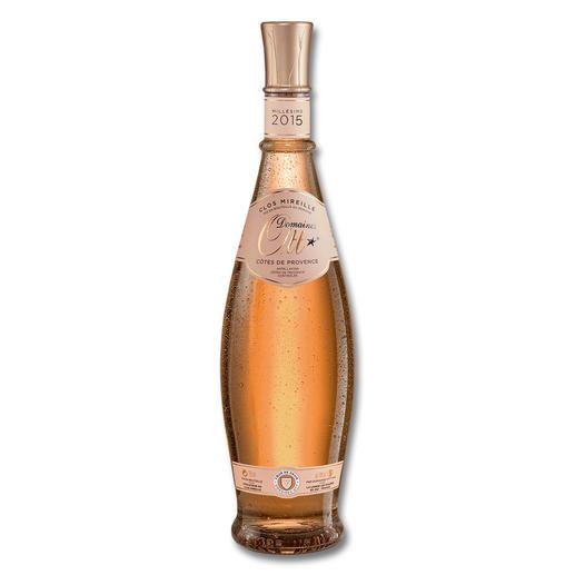 Domaine Ott Rosé 2015, Clos Mireille, Côtes de Provence AOC, Cru Classé, Frankreich - Der wohl beste Rosé der Welt. Nicht einmal so teuer wie eine normale Flasche Champagner.
