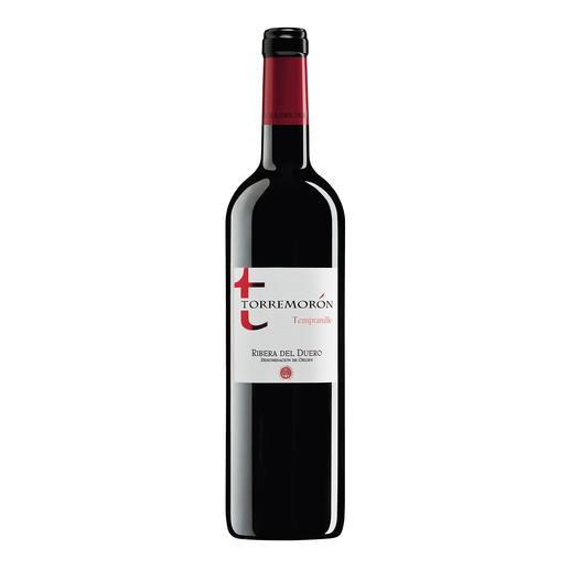 Torremorón Joven 2014, Bodegas Torremorón, Ribera del Duero DO, Spanien - Ribera del Duero. 92 Punkte von Robert Parker für den Jahrgang 2011. (Wine Advocat 202, 06/2012)