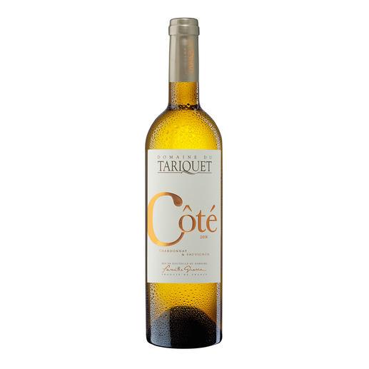 Côté Tariquet 2014, Château Tariquet, Gascogne, Frankreich Wie uns der Fehler eines Erntehelfers einen besonderen Weingenuss ermöglicht.