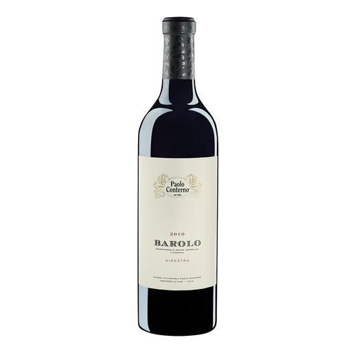 Barolo Ginestra 2010, Paolo Conterno, Piemont, Italien - Seltene Einigkeit: Zweimal 94 Punkte. (www.robertparker.com, Wine Advocate 213, 07/2014, www.jamessuckling.com)