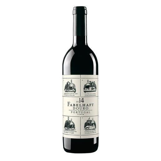 Fabelhaft Tinto 2014, Niepoort, Douro DOC, Portugal - Dirk van der Niepoorts Meisterstück. Dreimal Rotwein des Jahres. (Weinwirtschaft Ausgaben 1/2010, 1/2012 und 1/2016)