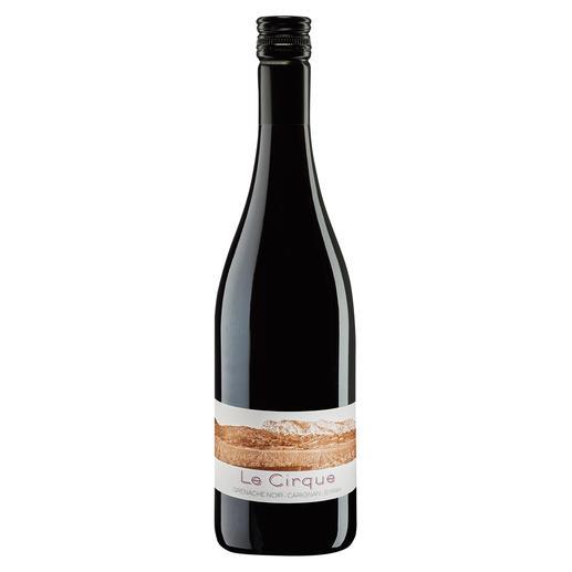 "Le Cirque 2014, Vignerons de Tautavel Vingrau, Côtes Catalanes IGT, Frankreich ""… anmutig (…) außergewöhnlich (…) fantastisch."" (Robert Parker über den Jahrgang 2012, Wine Advocate 212, 04/2014)"