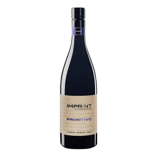 Imprint Primitivo 2013, A Mano SRL, Noci, Apulien, Italien - Weinbereitung wie bei einem Amarone. Zum süditalienischen Preis.