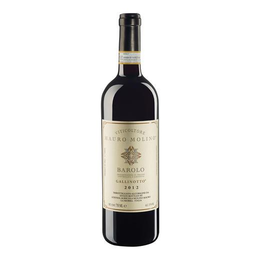 Barolo Gallinotto 2012, Azienda Agricola Mauro Molino, Piemont, Italien - Lange gesucht. Endlich gefunden. Der klassisch-elegante Barolo  zum erfreulich günstigen Preis.