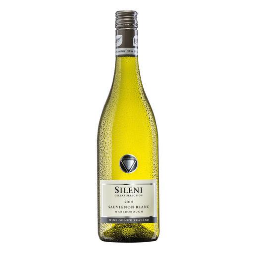 """Sileni Sauvignon Blanc 2015, Sileni Estate, Marlborough, Neuseeland - """"Der beste Weißwein aus Neuseeland."""" (Von mehr als 70 Weißweinen Neuseelands, Mundus Vini 2013, www.mundusvini.com)"""