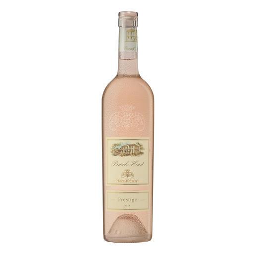 "Château Puech Haut Rosé 2015, Languedoc-Roussillon, Frankreich - ""Den sollte man kistenweise kaufen …"" (Robert Parker, www.robertparker.com 224, 04/2016)"