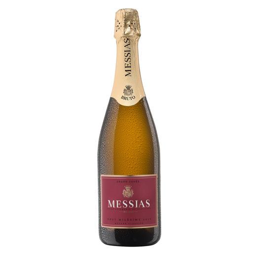 Messias Grand Cuvée 2012, Caves Messias, Bairrada, Portugal Handarbeit wie bei Premium-Schaumweinen. Zu portugiesischen Preisen.