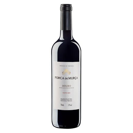 Porca de Murca 2013, Real Companhia Velha, Alto Douro, Portugal Der günstigste Wein in der Top-100-Liste des Wine Spectators 2015.
