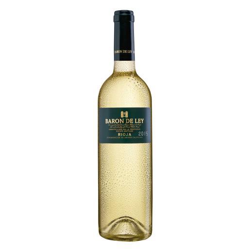 Rioja Blanco 2015, Baron de Ley, Rioja DOC, Spanien Der weiße Rioja: kaum bekannt. Und daher (noch) erfreulich günstig.