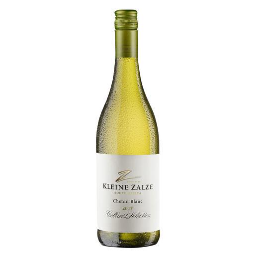 Kleine Zalze Chenin Blanc 2017, Stellenbosch, Südafrika Der beste Weißwein Südafrikas. Von 50 verkosteten Weißweinen aus Südafrika. (Mundus Vini Sommerverkostung 2015 über den Jahrgang 2015)