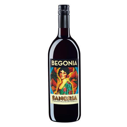 Begonia Sangria, Compañía de Vinos del Atlántico, Cuenca, Spanien - Wenn ein Shootingstar der Weinszene eine Sangria macht…
