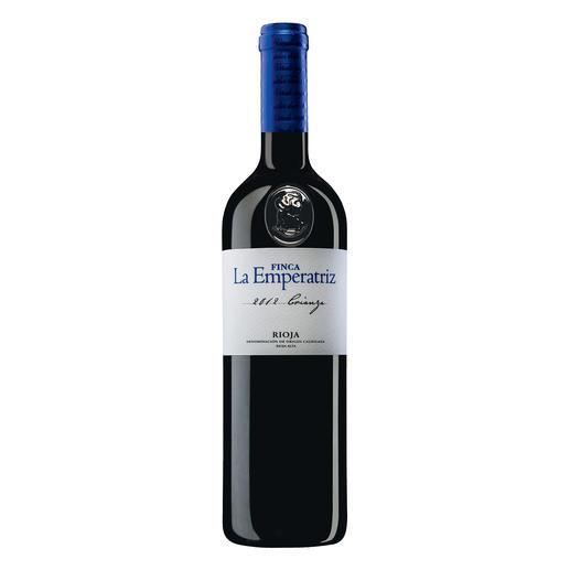 Emperatriz Crianza 2012, Rioja DOC, Spanien - Rioja. 90 Punkte im Guía Peñín 2016.
