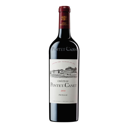"Pontet Canet 2010, 5ème Grand Cru Classé, Pauillac, Bordeaux, Frankreich ""Es ist ein Privileg, einen solch erstaunlichen Wein kosten zu dürfen. 100 Punkte."" (Robert Parker, Wine Advocate 205, 02/2013)"
