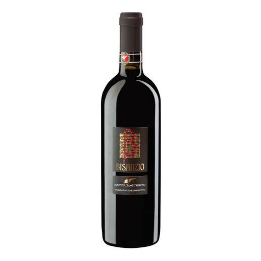 """Montepulciano d`Abruzzo """"Bisanzio"""" DOC 2015, Citra, Abruzzen, Italien - """"3-Gläser-Weine"""" machten ihn berühmt. Wirklich sensationell aber ist dieser Montepulciano."""