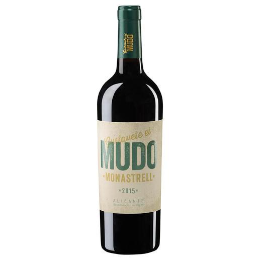 """El Mudo 2015, Bodegas Volver, Pinoso, Alicante, Spanien """"… ein herrlicher, moderner Stil."""" (Decanter, Ausgabe 03/2016 über den Jahrgang 2014)"""
