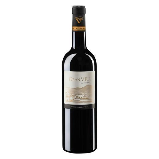 Gran Viu Selección 2012, Viñedos y Bodegas Pablo, Almonacid de la Sierra, Cariñena, Spanien Alte Reben. Höhenlage. Kleiner Ertrag. Großer Wein.