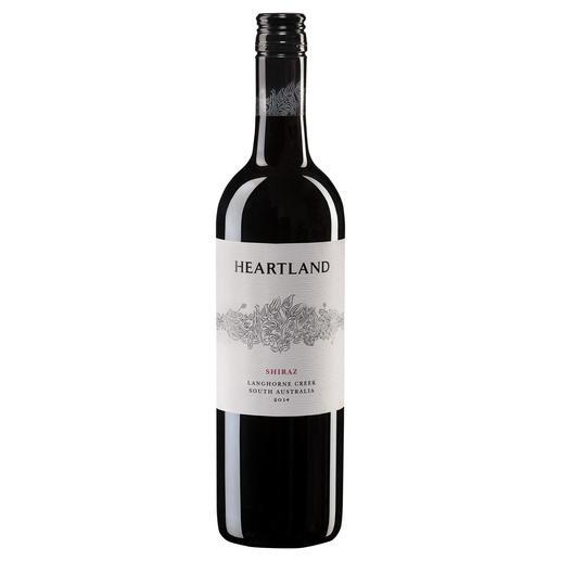 """Heartland Shiraz 2014, Heartland Wines, Langhorne Creek, Australien Der Sieger unserer Wine Competition """"Shiraz bis 15 Euro, Oktober 2016"""" (Von 51 verkosteten Weinen unter 15 Euro aus der Rebsorte Shiraz.)"""