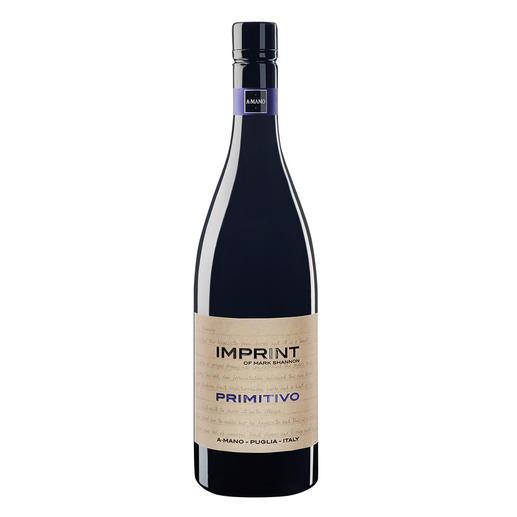 Imprint Primitivo 2015, A Mano SRL, Noci, Apulien, Italien Weinbereitung wie bei einem Amarone. Zum süditalienischen Preis.