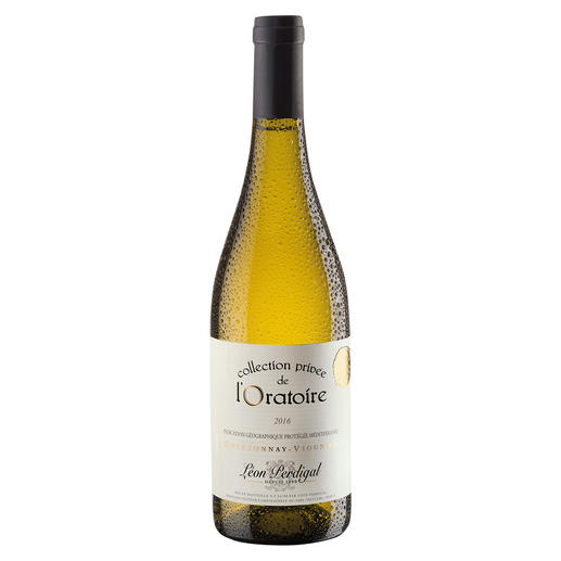 Collection Privée Blanc 2016, Weingut Ogier, Rhônetal, Frankreich Wie 20 Meter Abstand zu 20 € Preisunterschied führen.