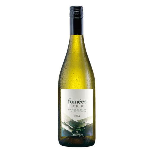 """Sauvignon Blanc """"Les Fumées Blanches"""" 2016, J&F Lurton, Vin de France, Frankreich Jacques Lurtons erfreulich erschwinglicher Sauvignon Blanc."""