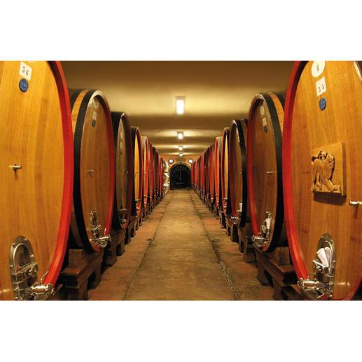 Stefano Primo 2014, Podere Elisa, Toskana, Italien Er macht Weine mit 100 Parker- und 100 Wine Spectator-Punkten. Und diesen Stefano Primo. Exklusiv für Pro Idee Kunden.