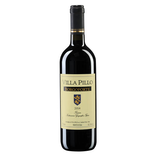 Villa Pillo 2014, Toskana, Italien - Der Preis-Genuss-Sieger. In der Top-100-Liste des Wine Spectators 2016. (www.winespectator.com)