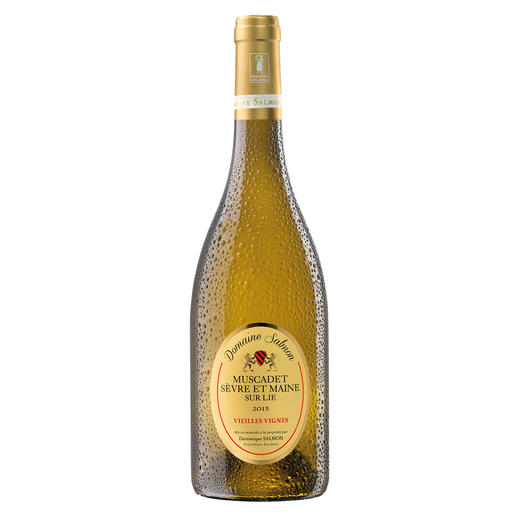Muscadet ­Vieilles ­Vignes 2015, ­Domaine ­Salmon, ­Loire, Frankreich - 96 (!) Punkte bei den ­Decanter World Wine ­Awards 2016.