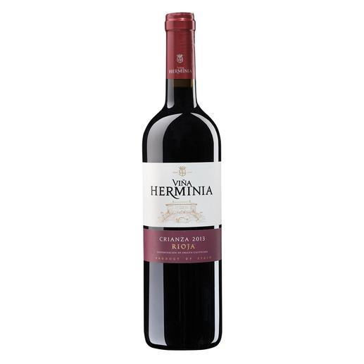 """Herminia Crianza 2013, Bodegas Viña Herminia S.L., Rioja, Spanien Der """"beste Rioja"""". Von 107 (!) bewerteten Konkurrenten. (www.decanter.com)"""