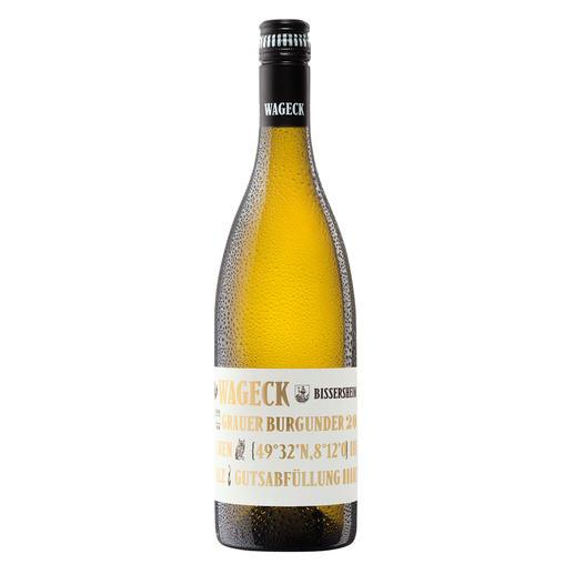 Wageck Tertiär Grauburgunder 2016, Pfalz, Deutschland Mehr als 140 Grauburgunder aus Deutschland im Test. Hier ist der klare Sieger. (Weinwelt über den Jahrgang 2014, Ausgabe 04/2015)