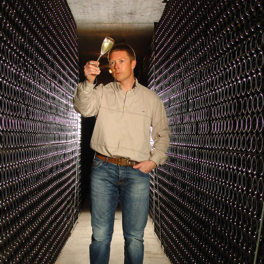 Weinkeller Champagne Hostomme