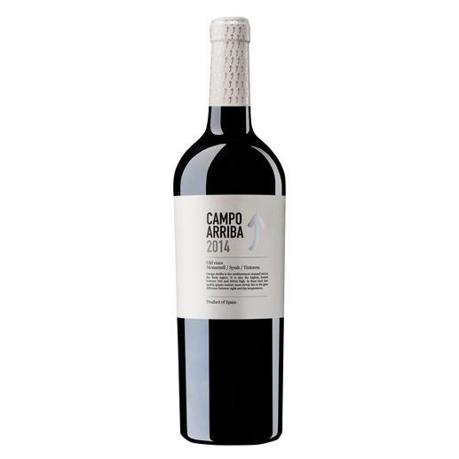 """Campo Arriba 2014, Bodegas Barahonda, Yecla, Spanien Sogar für 20 US-Dollar ein """"absurd niedriger Preis für die Qualität."""" (Robert Parker, Wine Advocate, Interim 11/2015)"""