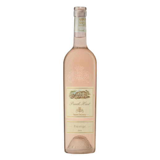 """Château Puech Haut Rosé 2016, Languedoc-Roussillon, Frankreich """"Den sollte man kistenweise kaufen …"""" (Robert Parker, Wine Advocate 230, 04/2017)"""